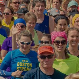 The Boston Marathon®