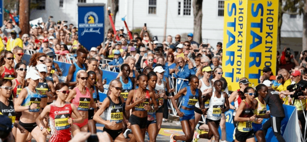 PERSONAL REFLECTIONS on a Special Year from the 2017 Boston Marathon