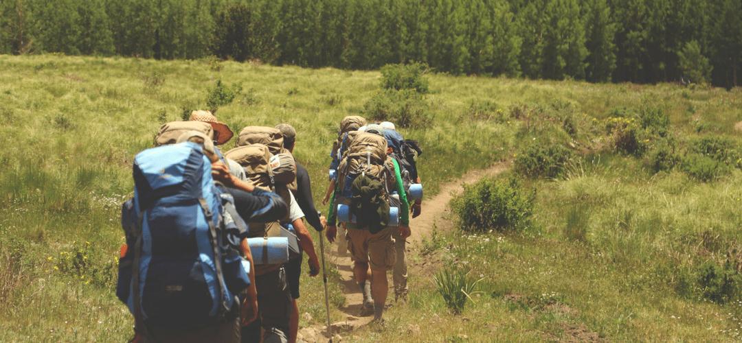 Backpack With Rainier