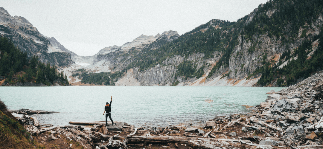 Hiking, Campfire Food and the Great Pacific Northwest